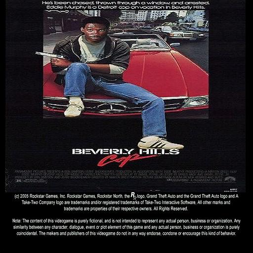 GTA BEVERLY HILLS COP TRILOGY Mod For Grand Theft Auto