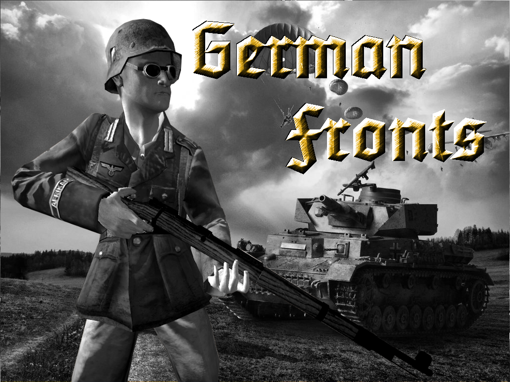 Gmc Latest Models >> German Fronts mod for Call of Duty 2 - Mod DB