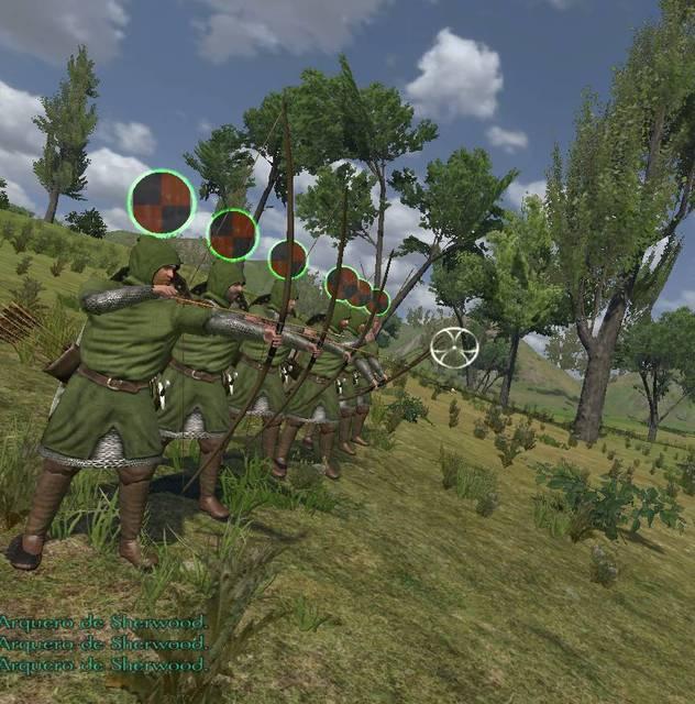[SP][ES] Warband: Total war beta 0.9 Sherw.1