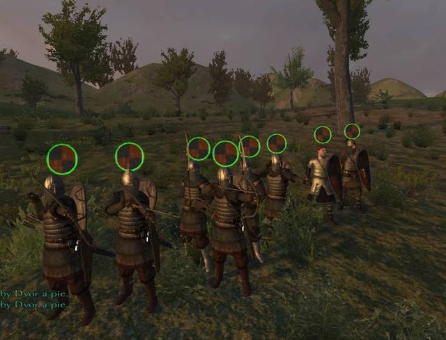 [SP][ES] Warband: Total war beta 0.9 Vaegir
