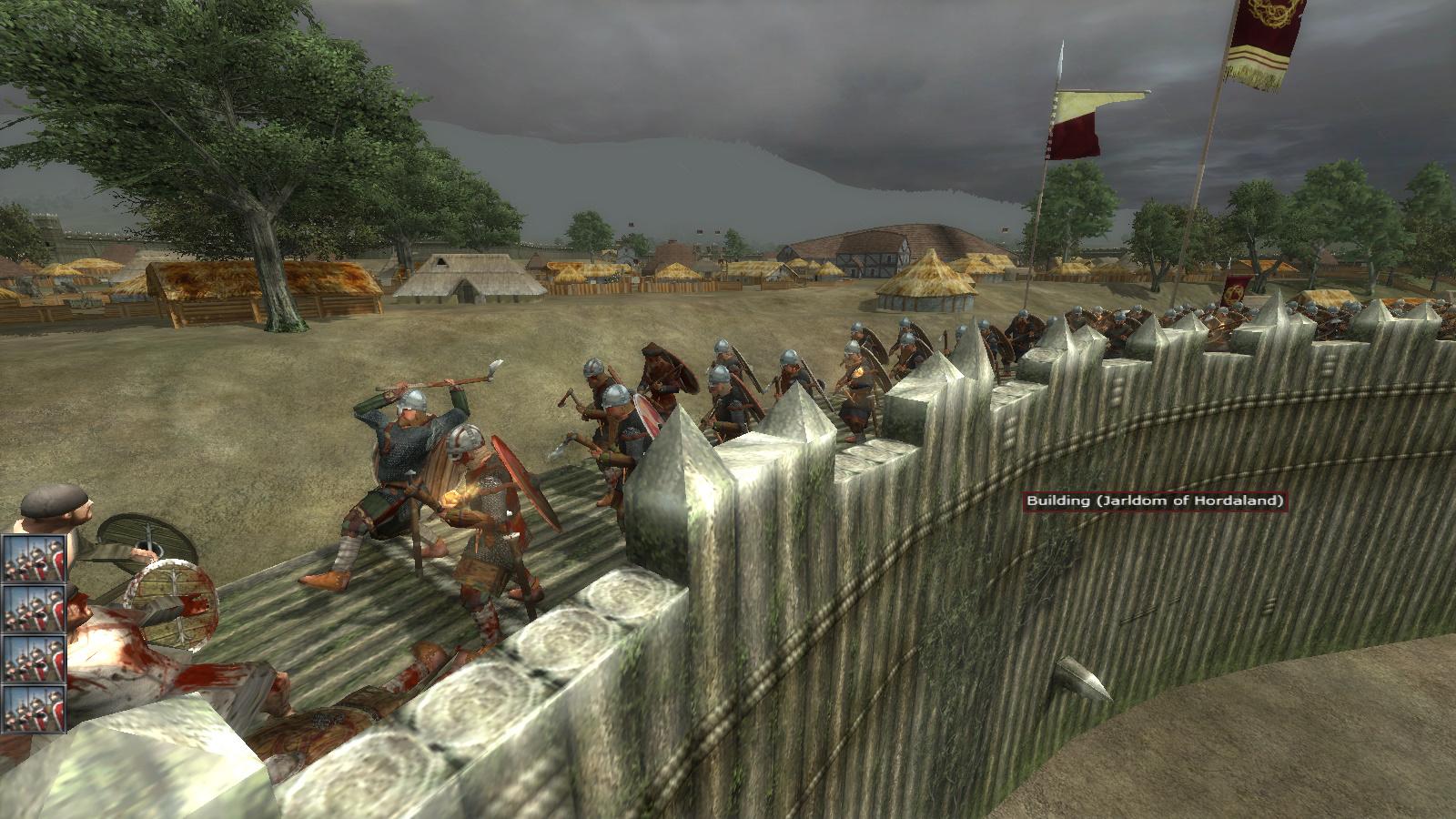 The Last Kingdom (M2TW) mod for Medieval II: Total War ...