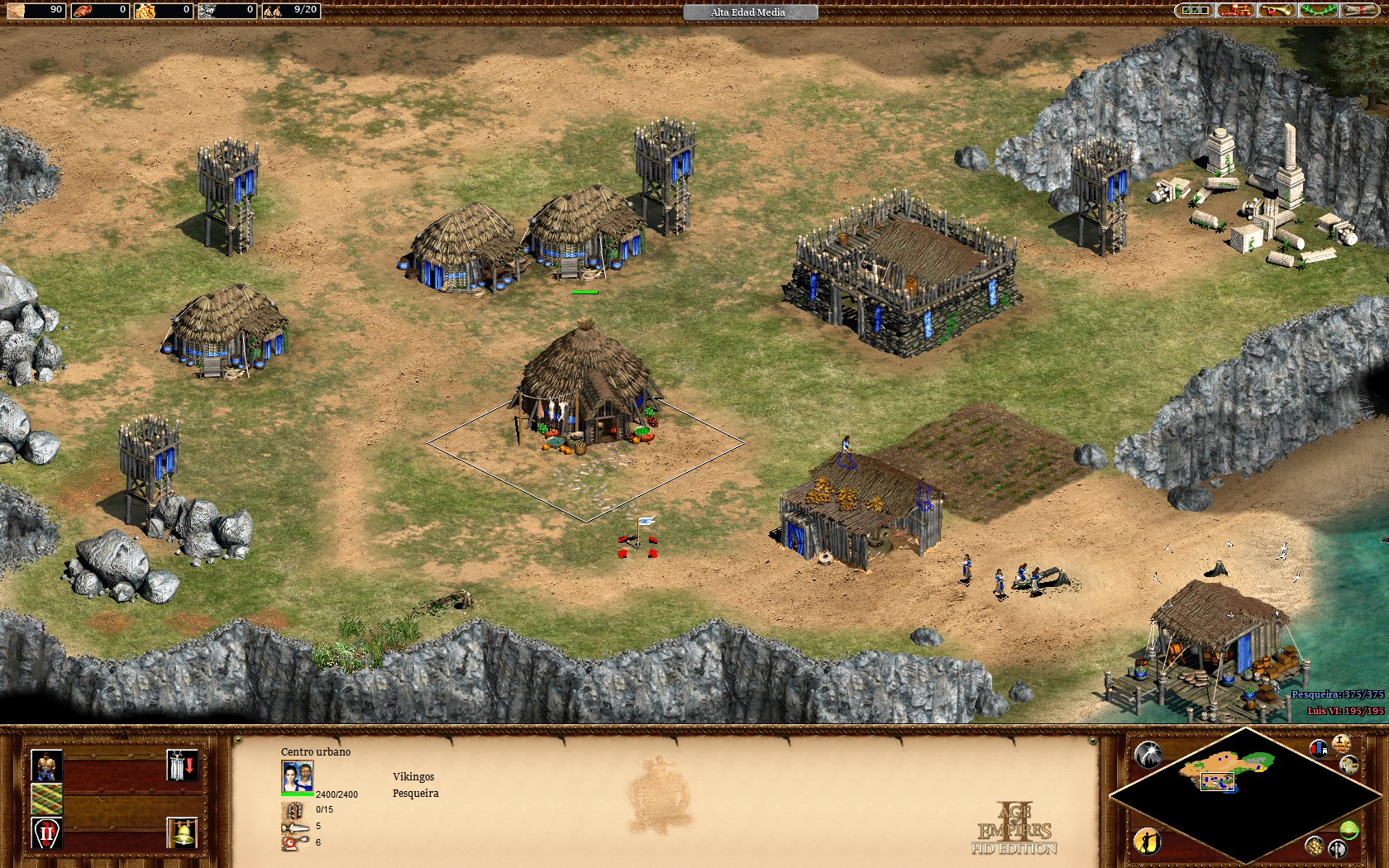 Age of empires beta