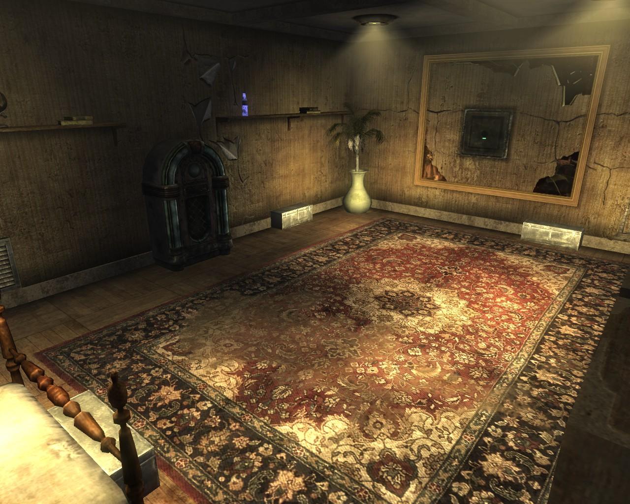 Dev Room Fallout New Vegas