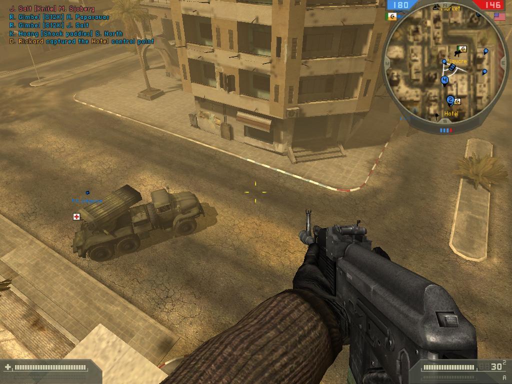 мод для Battlefield 2 Real War скачать - фото 3