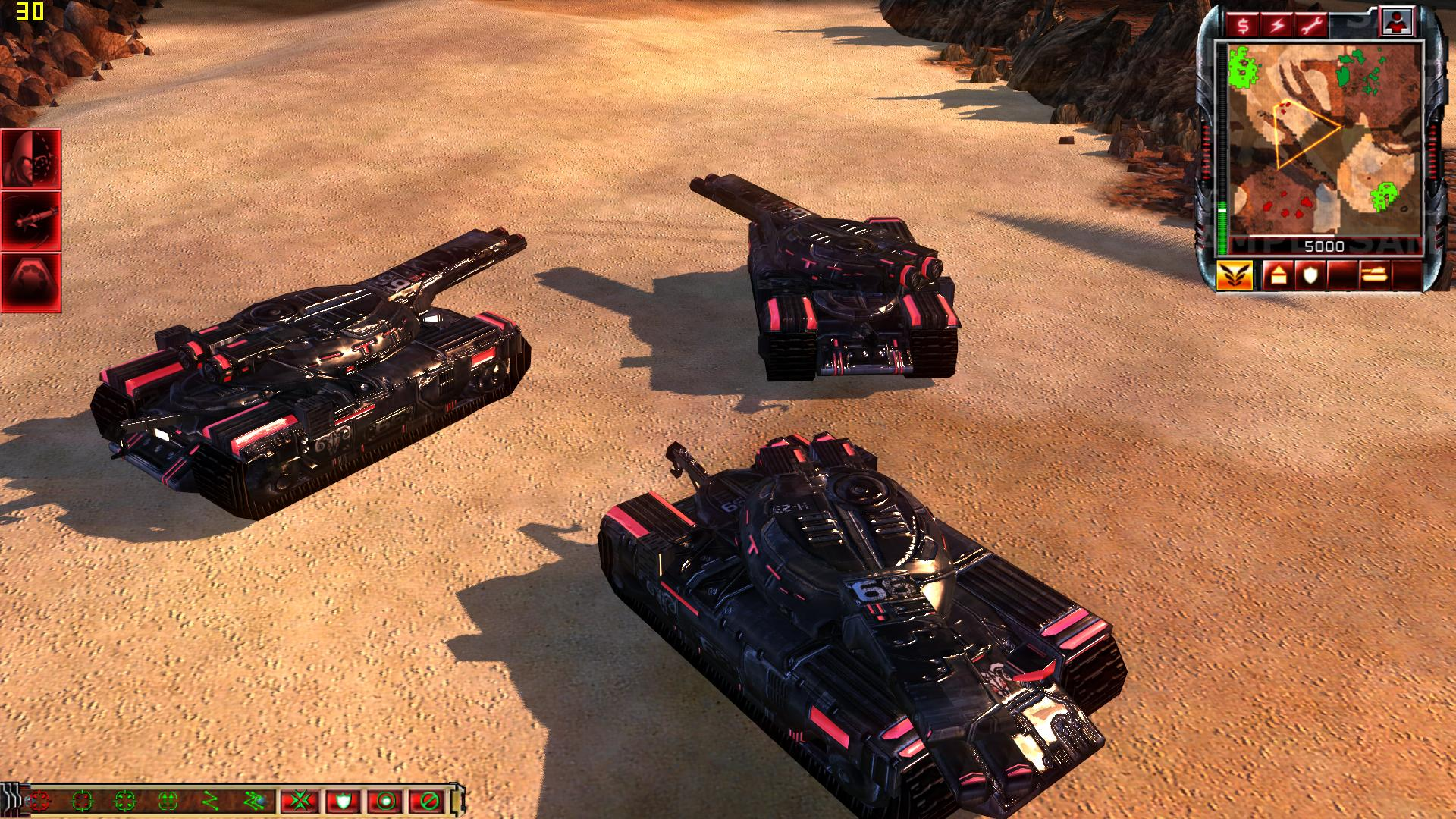 Siege Tank Game Image Dune Mod For C Amp C3 Tiberium Wars