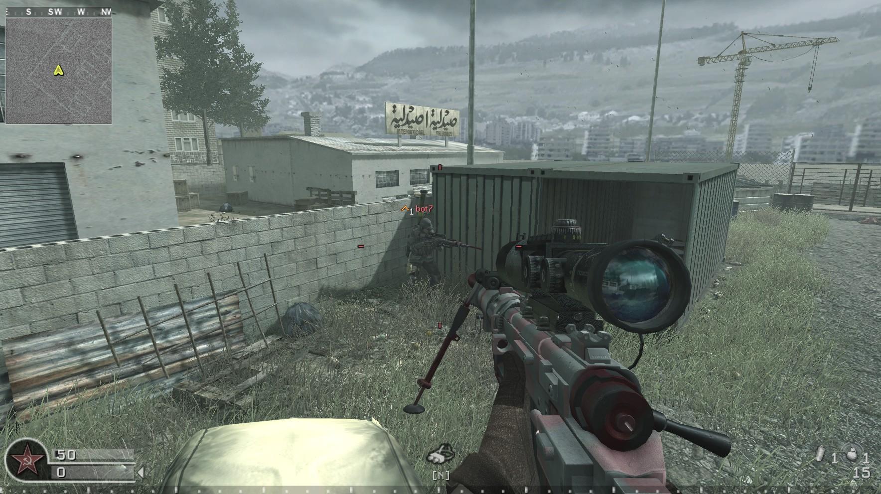 Sniper Warfare Counter Uav Image Mod Db