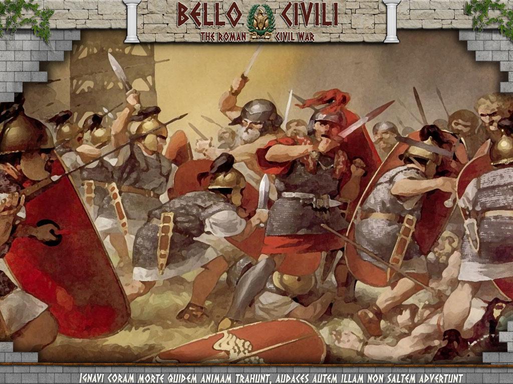 Roman Civil War Games