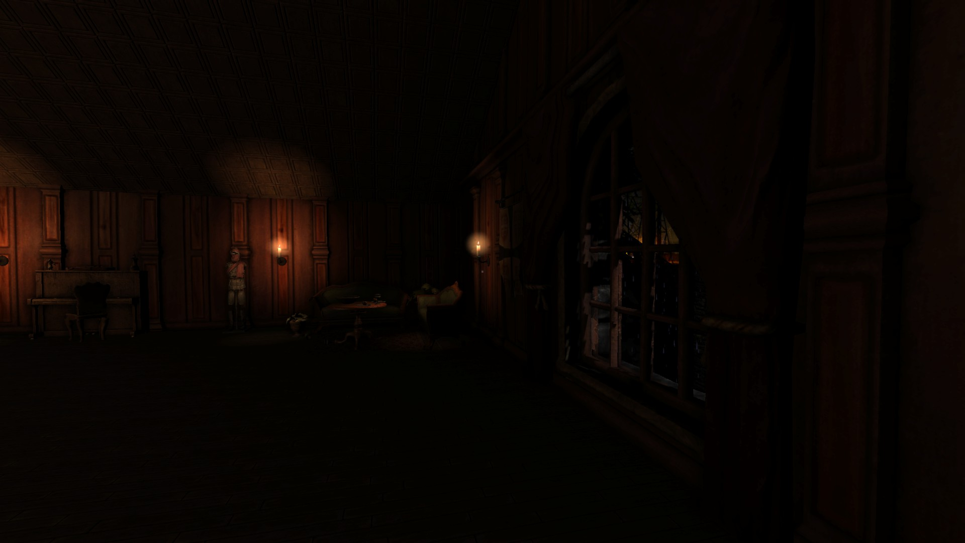 Attic Image The Secret Of The Royals Mod For Amnesia