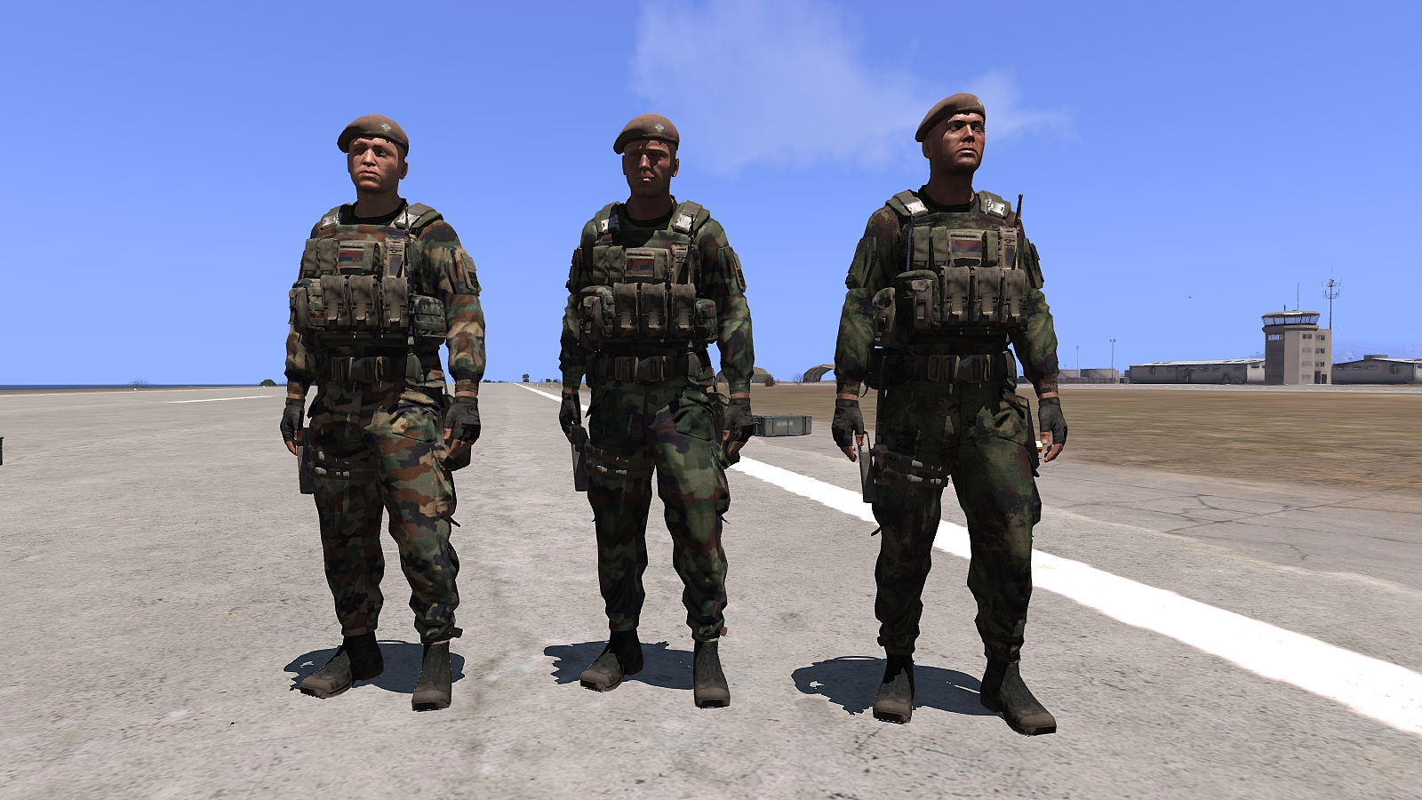 how to play mods on arma 3