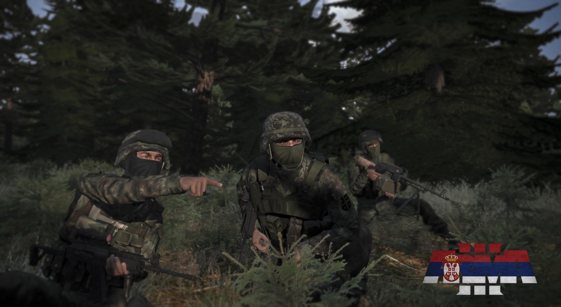 Top 10 Punto Medio Noticias   Arma 3 Chechnya Map