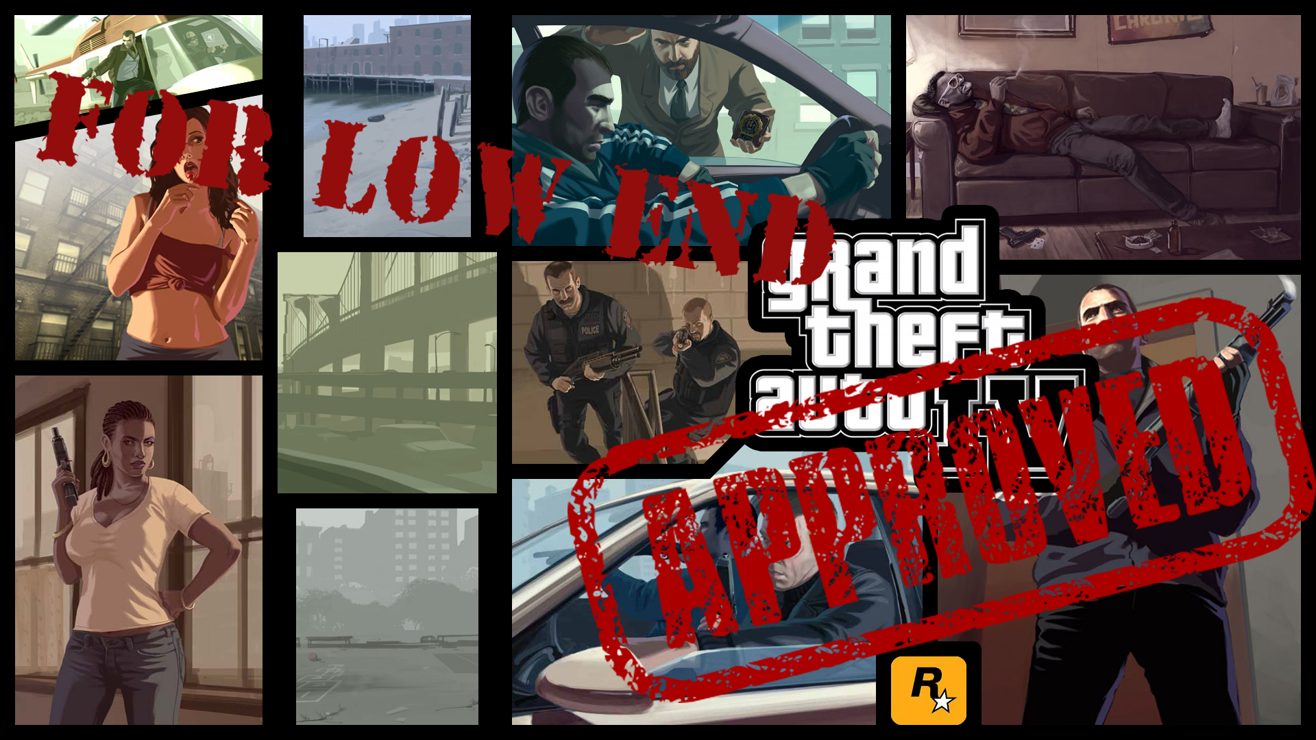 GTAIV Low End Mod for Grand Theft Auto IV - Mod DB