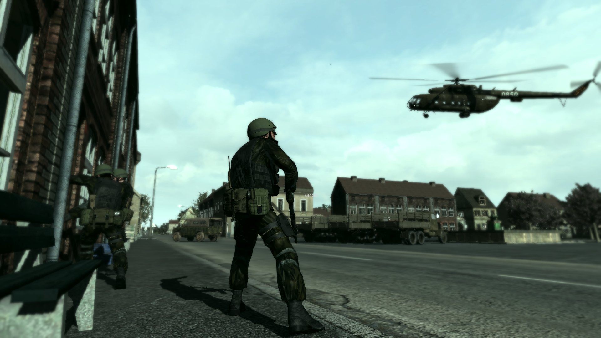 Still From Unreleased And Unfinished >> Nogovan Armed Forces Project mod for ARMA 2: Combined Operations - Mod DB