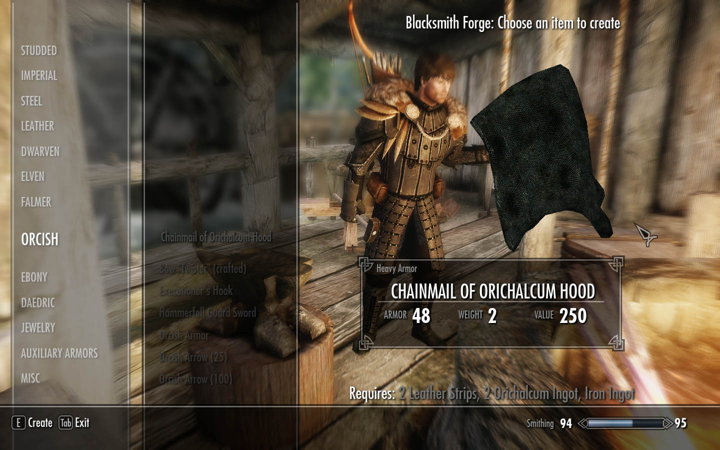 Images - LC_Immersive Chainmail mod for Elder Scrolls V