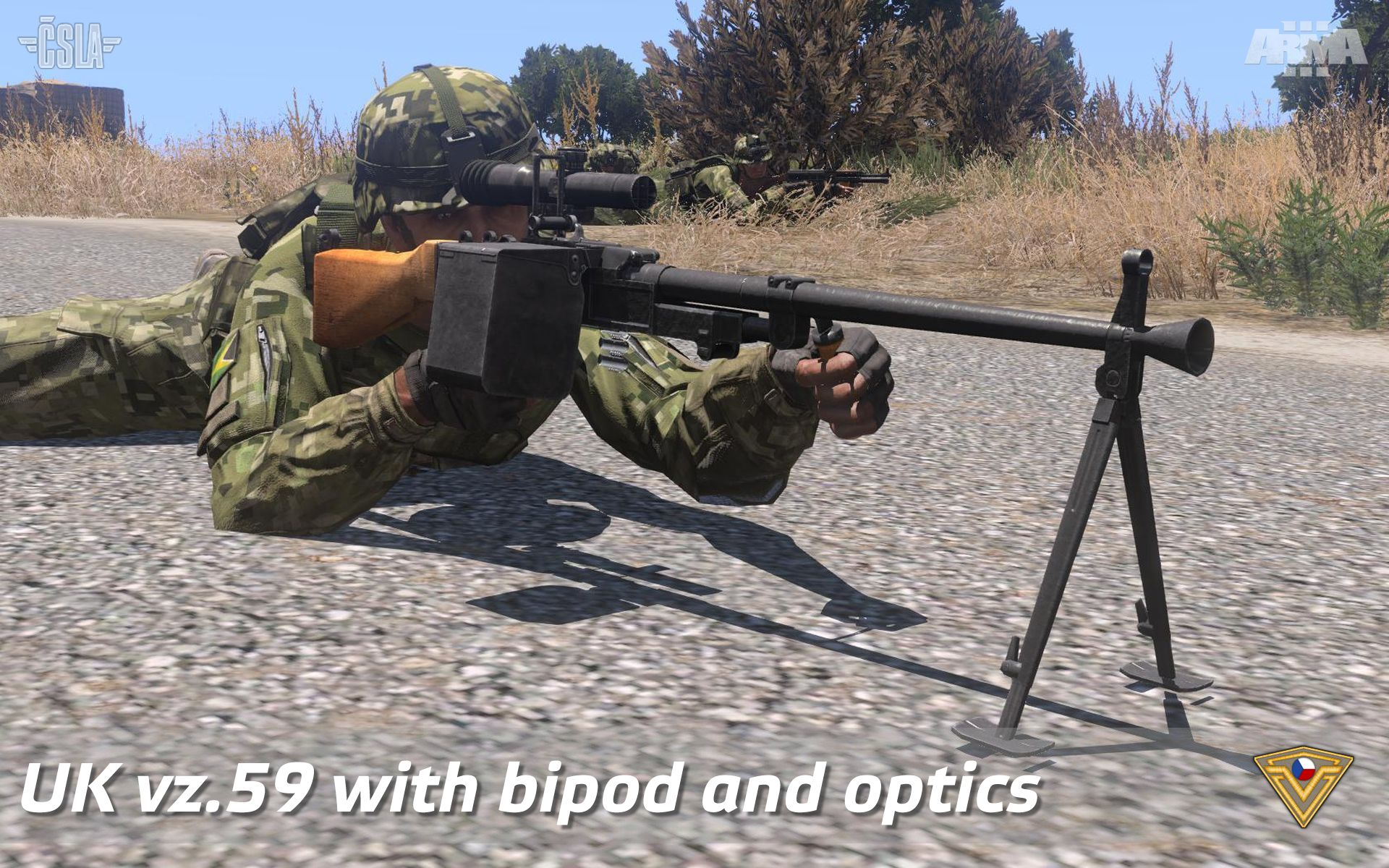 Weapons are ready image - ČSLA Mod for Arma 3 for ARMA 3 - Mod DB