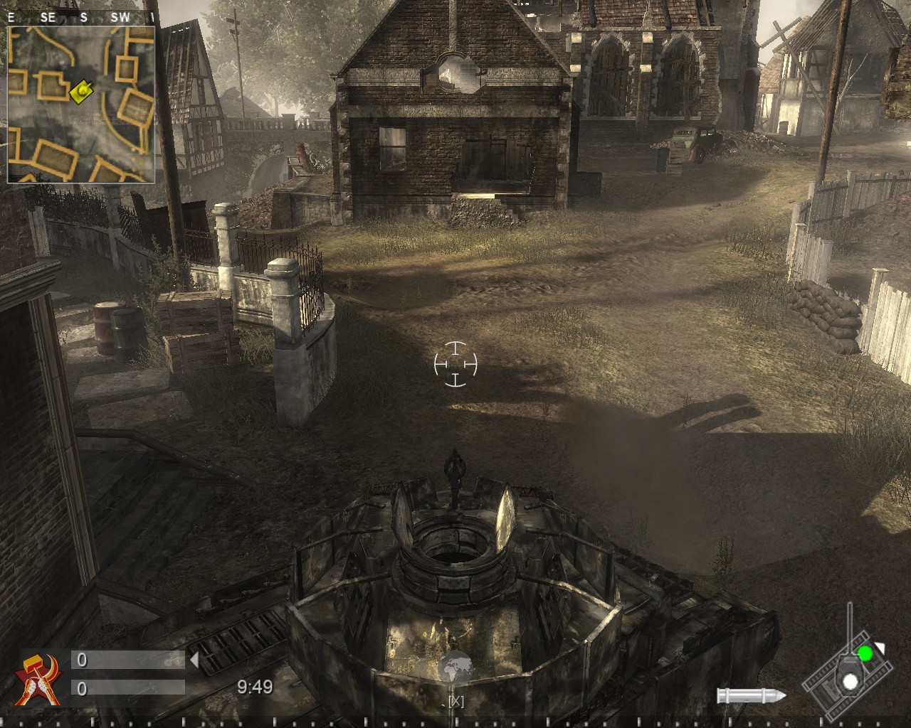 how to change world at war sound call of duty