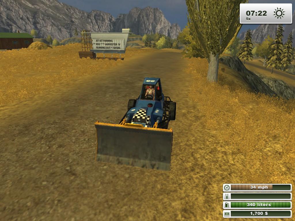 Demolition racer mod for Farming Simulator 2013 - Mod DB