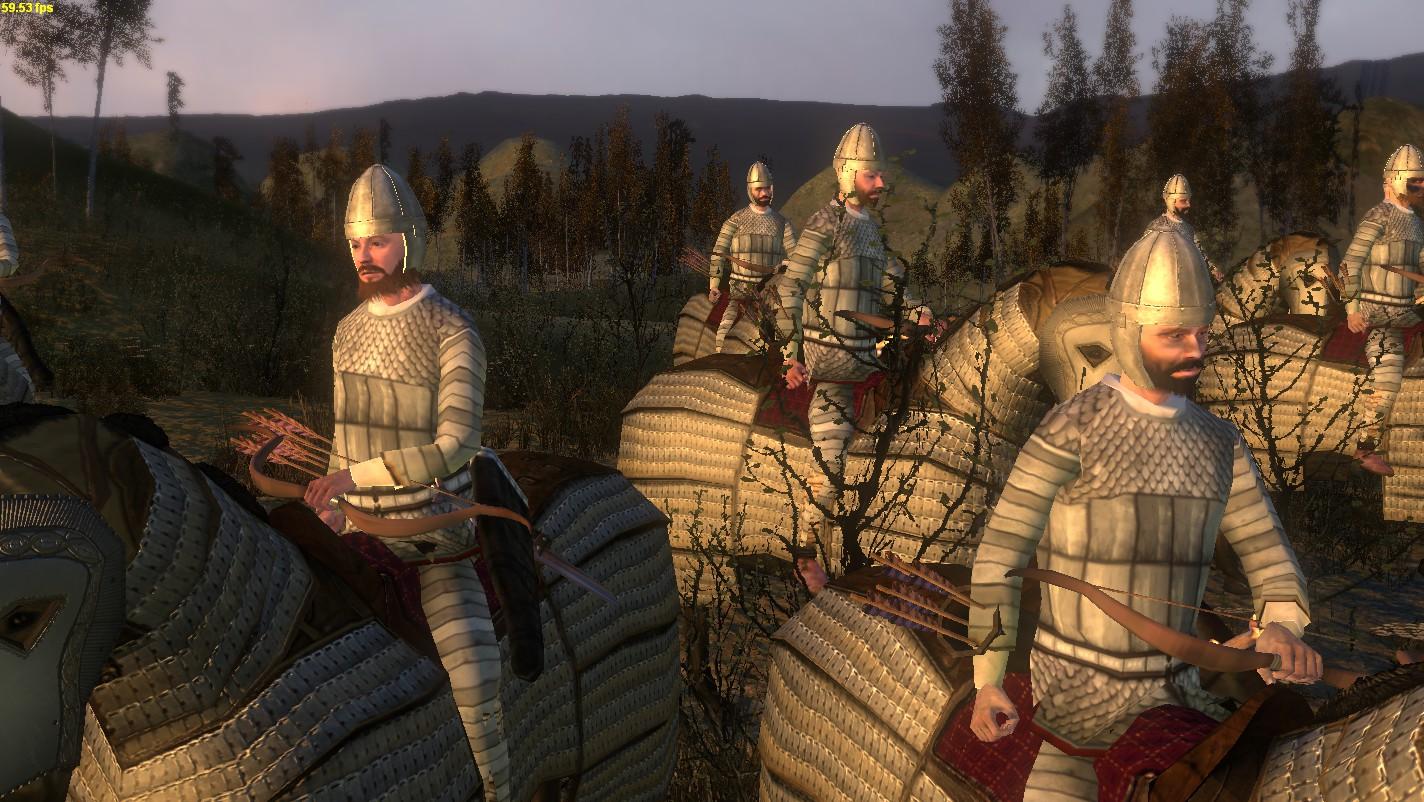 Bosporan Cataphract archers