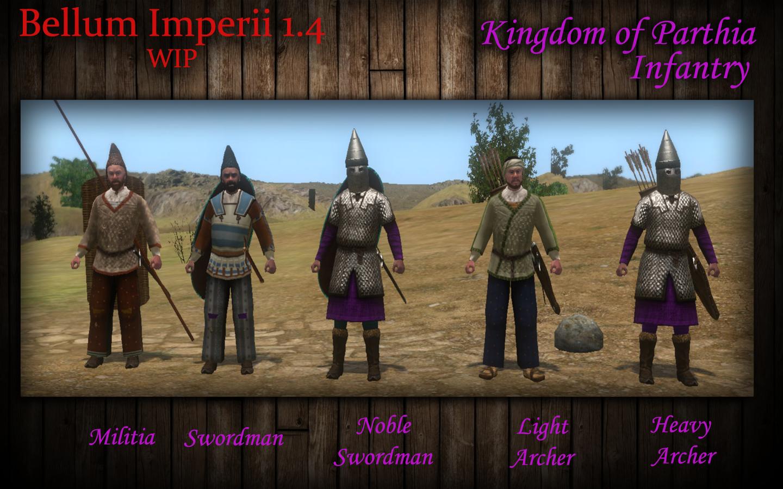 [SP][EN] Bellum Imperii - Página 2 Parthian_Infantry