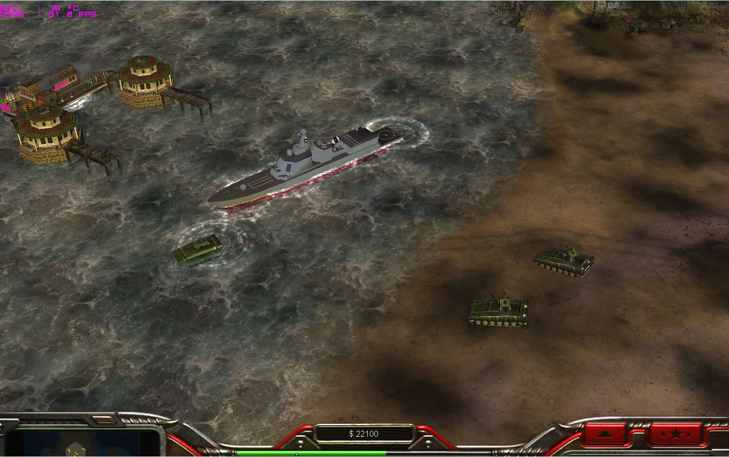 Earth conflict mod for cc generals zero hour, so you like jets huh, image, screenshots, screens, picture, photo