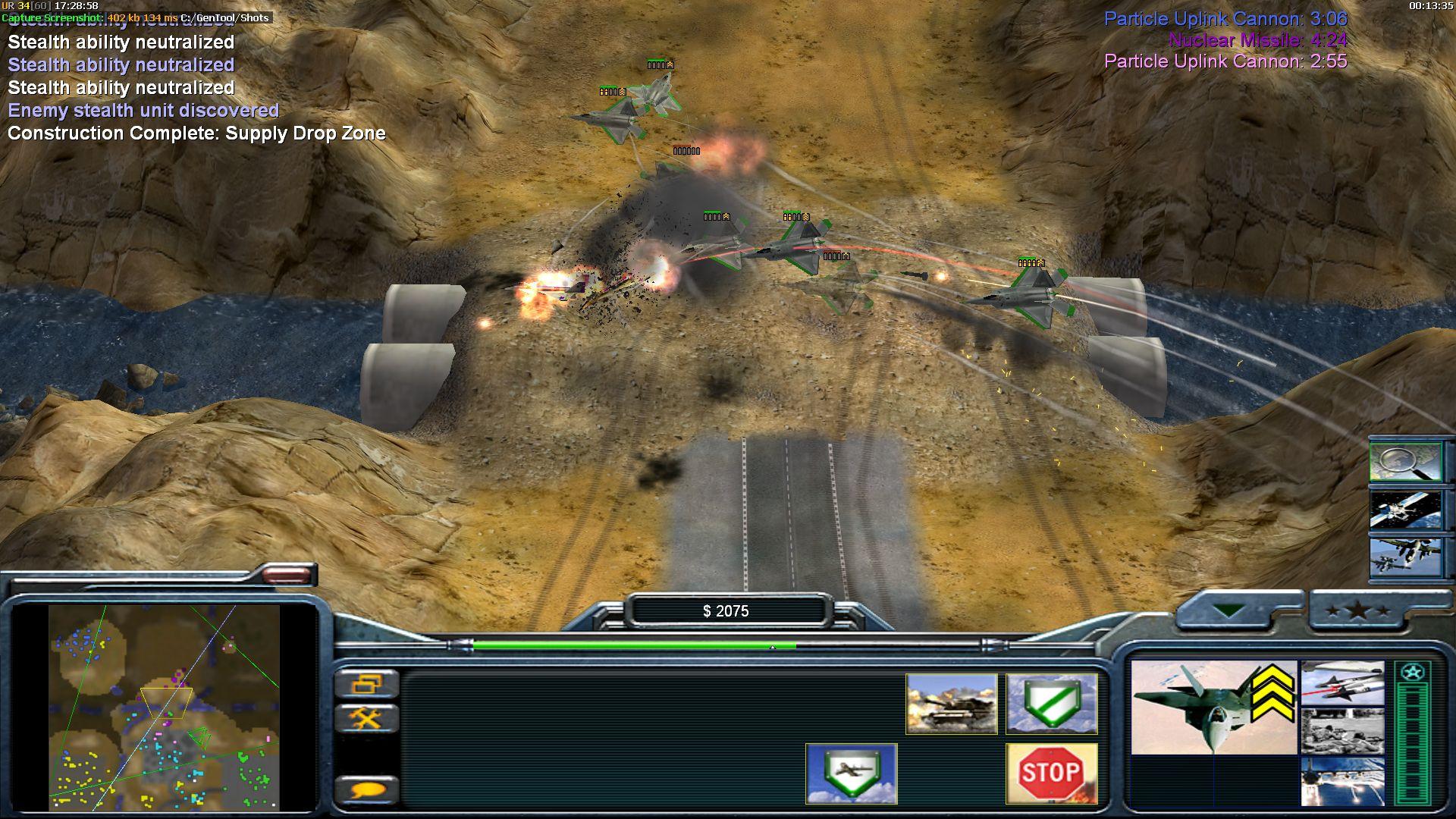 Urban warfare image - earth conflict mod for cc: generals zero hour