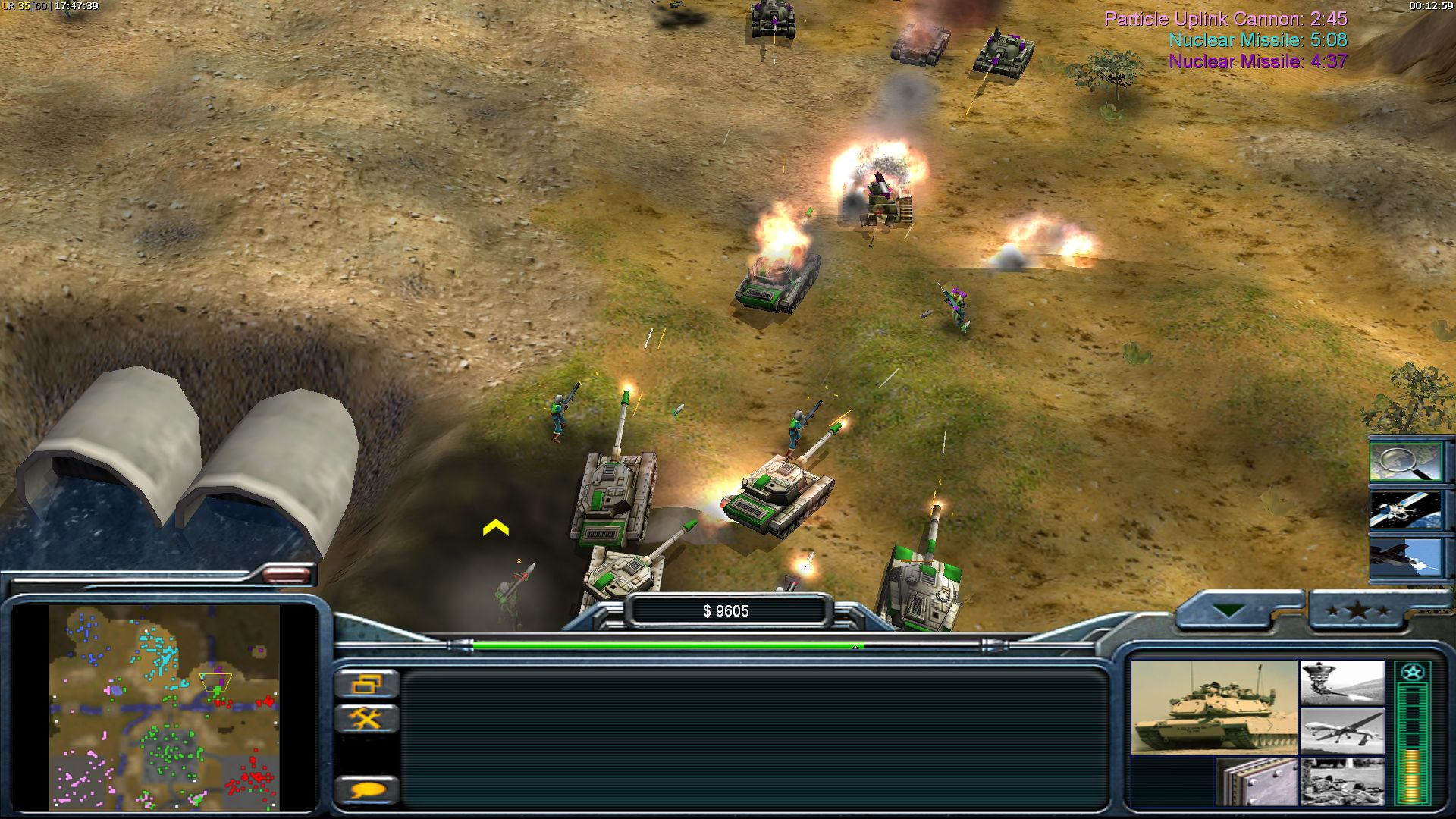 View the mod db earth conflict mod for cc: generals zero hour image pla upgrades - redone earth conflict mod for cc
