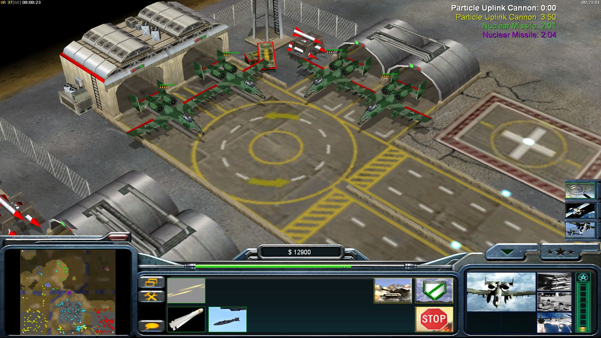 View the mod db earth conflict mod for cc: generals zero hour image some in-game pics earth conflict mod for cc
