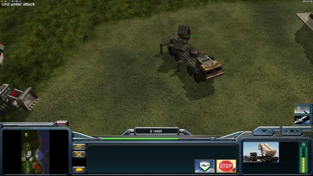 Western european alliance starchild image - deep impact mod for cc: generals zero hour