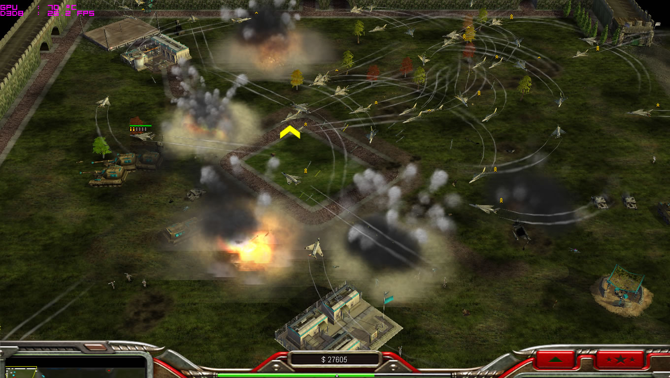 View the mod db deep impact mod for cc: generals zero hour video european conflict first in-game teaser trailer