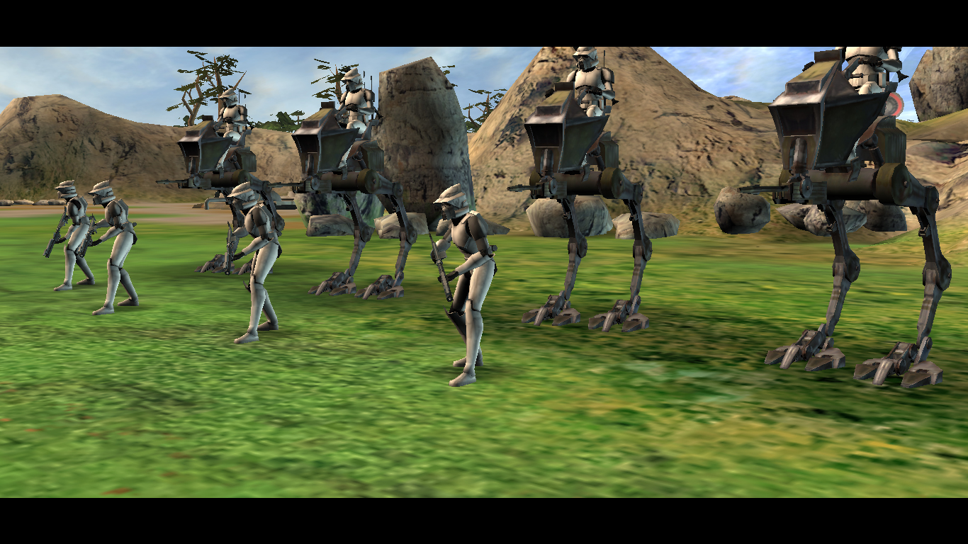 the 104th battalion is comming image galaxy at war the clone wars