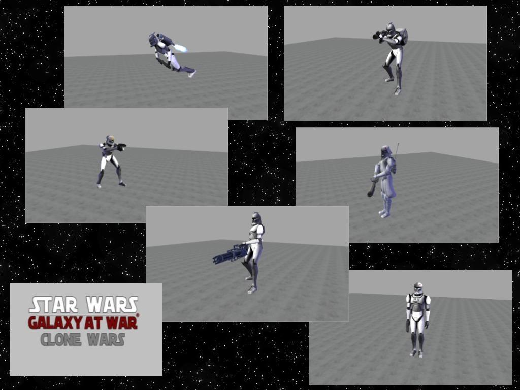 more clones phase1 image mod db