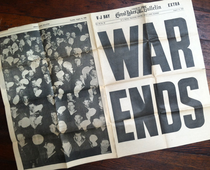 the end of ww ii essay Essay: post-world war ii america the end of world war ii brought about for many americans an intense desire to return to normal life it also brought about the confrontation with the soviet union and the beginning of the cold war.