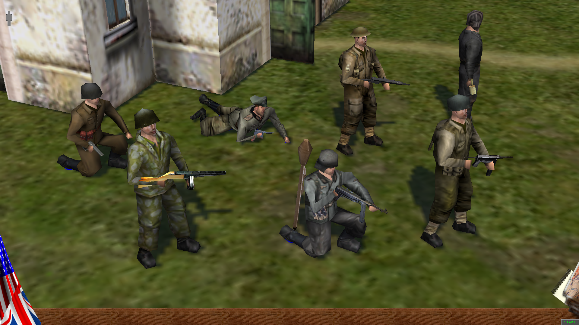 a comparison of two soldiers of world war ii Sure, there are plenty of rts-type games and more than enough games set in the second world war what sets soldiers apart is its unique synthesis of existing games on the surface, the game looks surprisingly like (although slightly better than) the recent world war ii themed rts games.