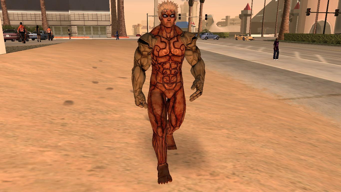 Andreas gta nude patch san