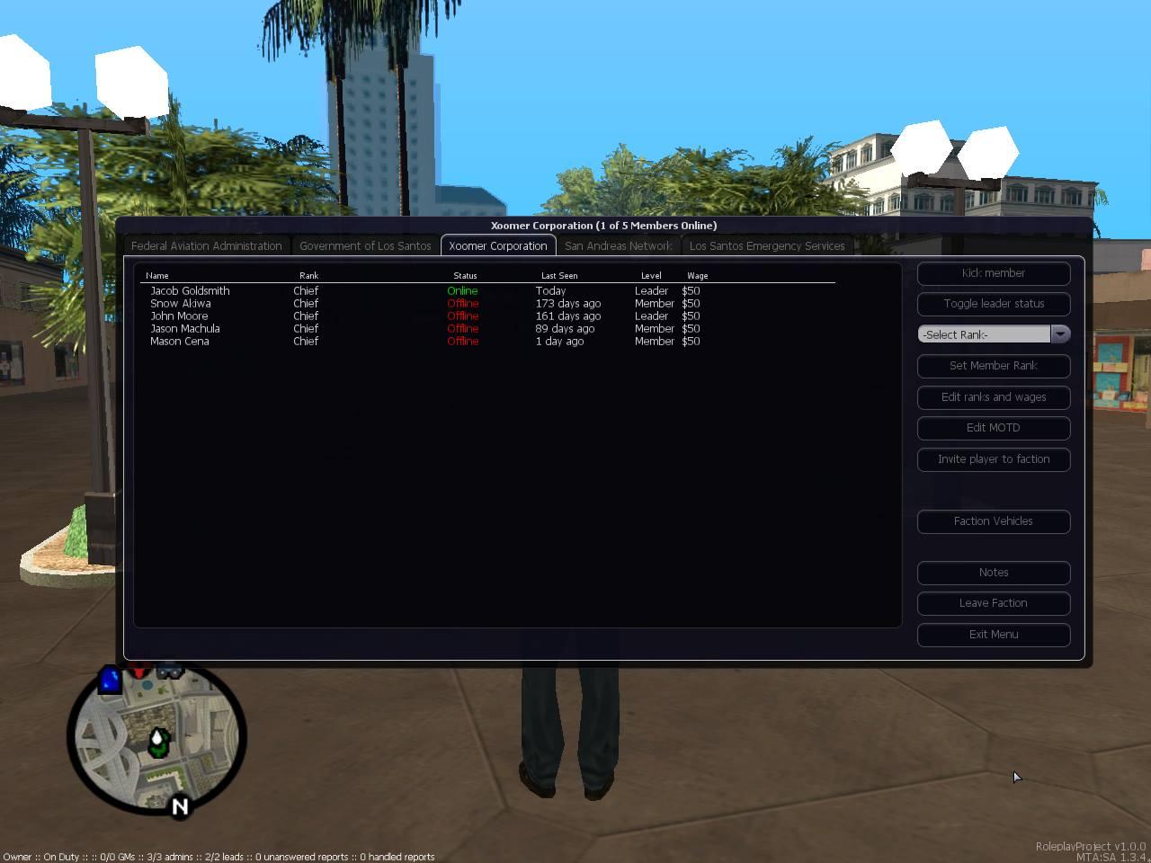 Pawafuru Engine Faction System: Our Multi-faction System Image