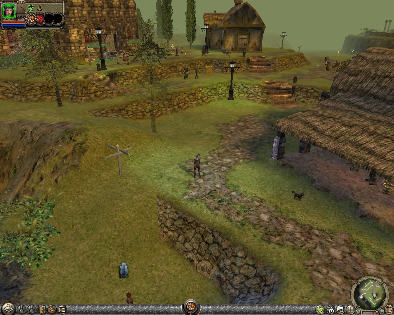 dungeon siege 2 broken world item drop mod
