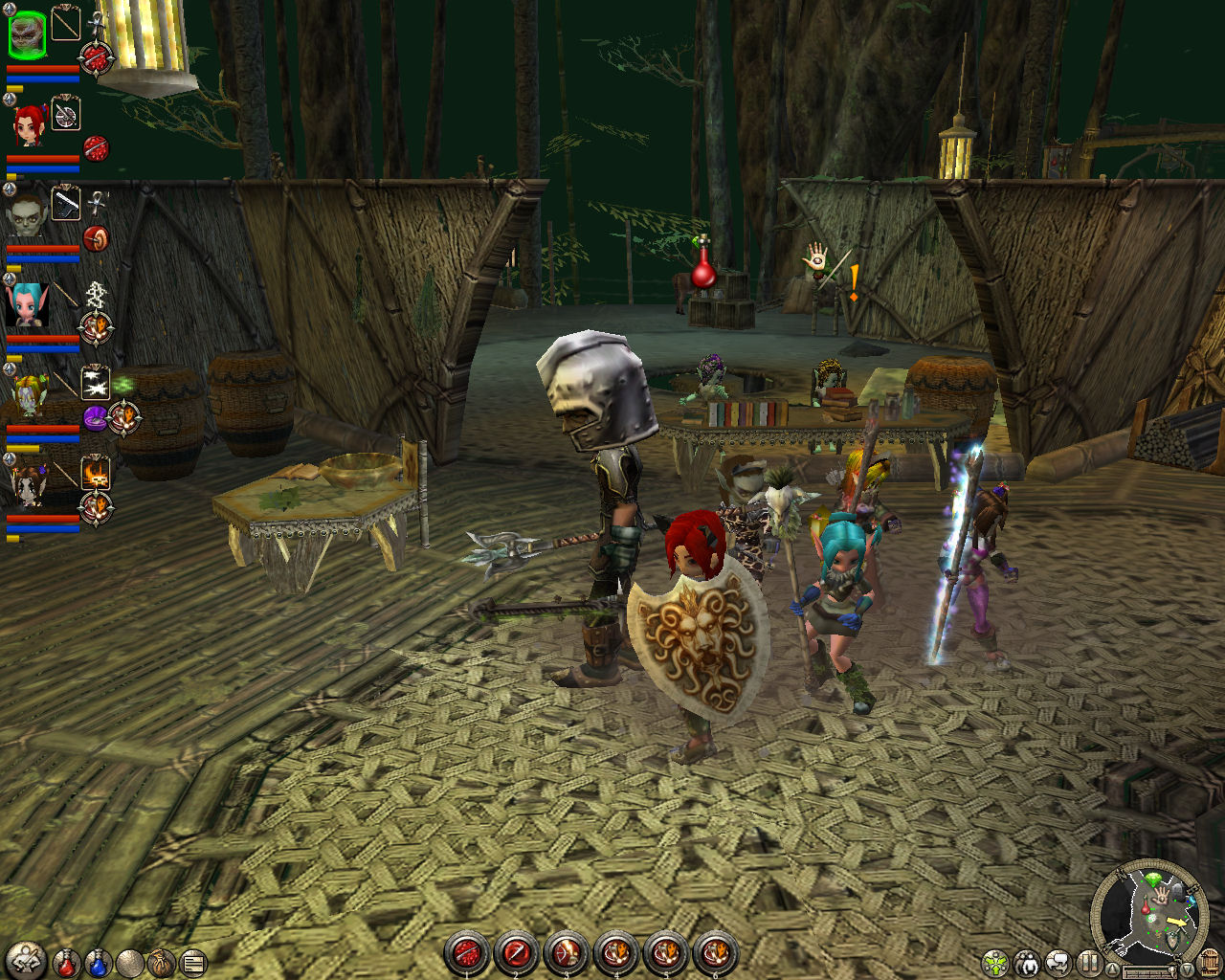 Скачать мод для dungeon siege 2