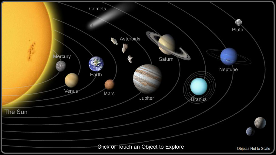 explain how planets and moons are explored - photo #41