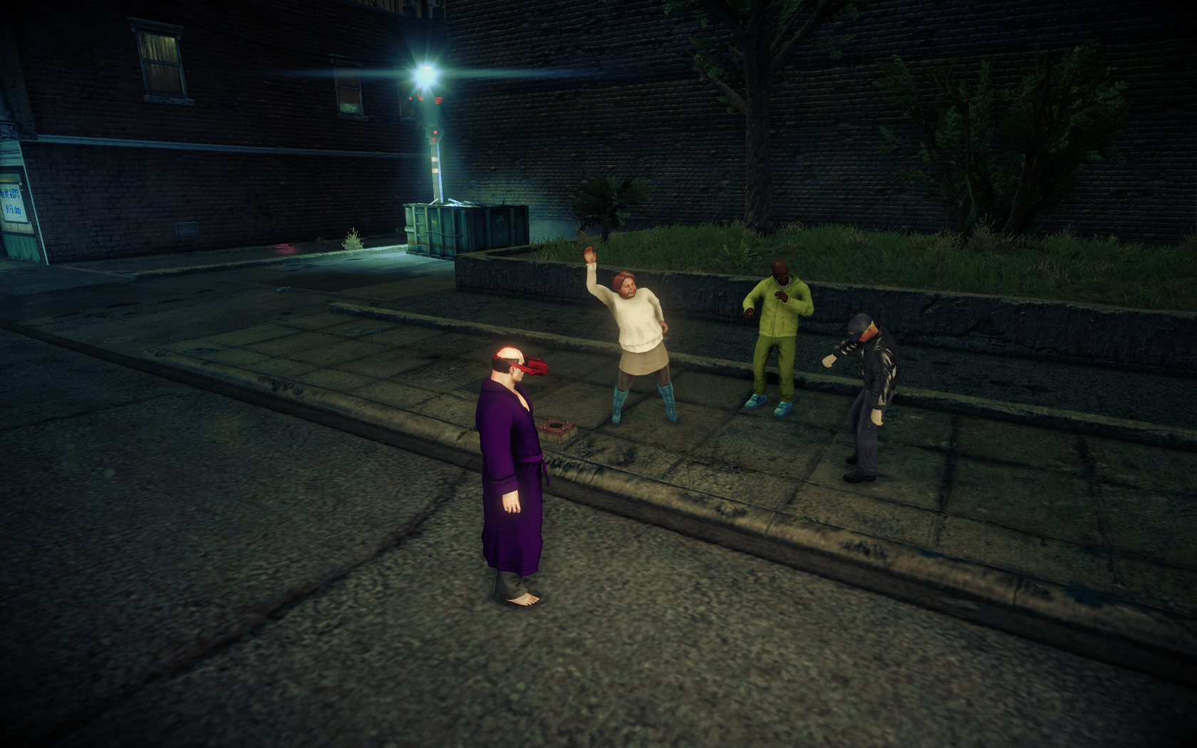 Free download gientess mod for saints row pron scenes