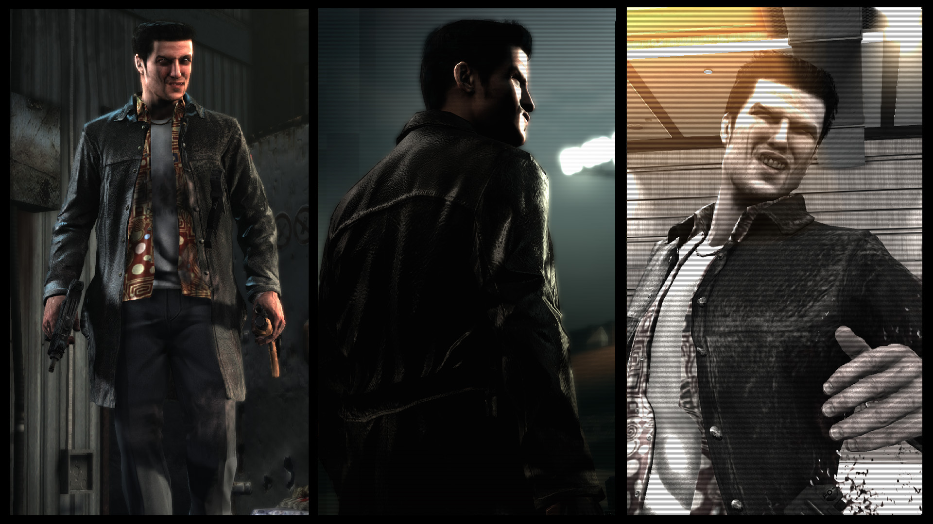 Hd Sam Lake Is Back Image Max Payne 1 Max In Campaign Mod For