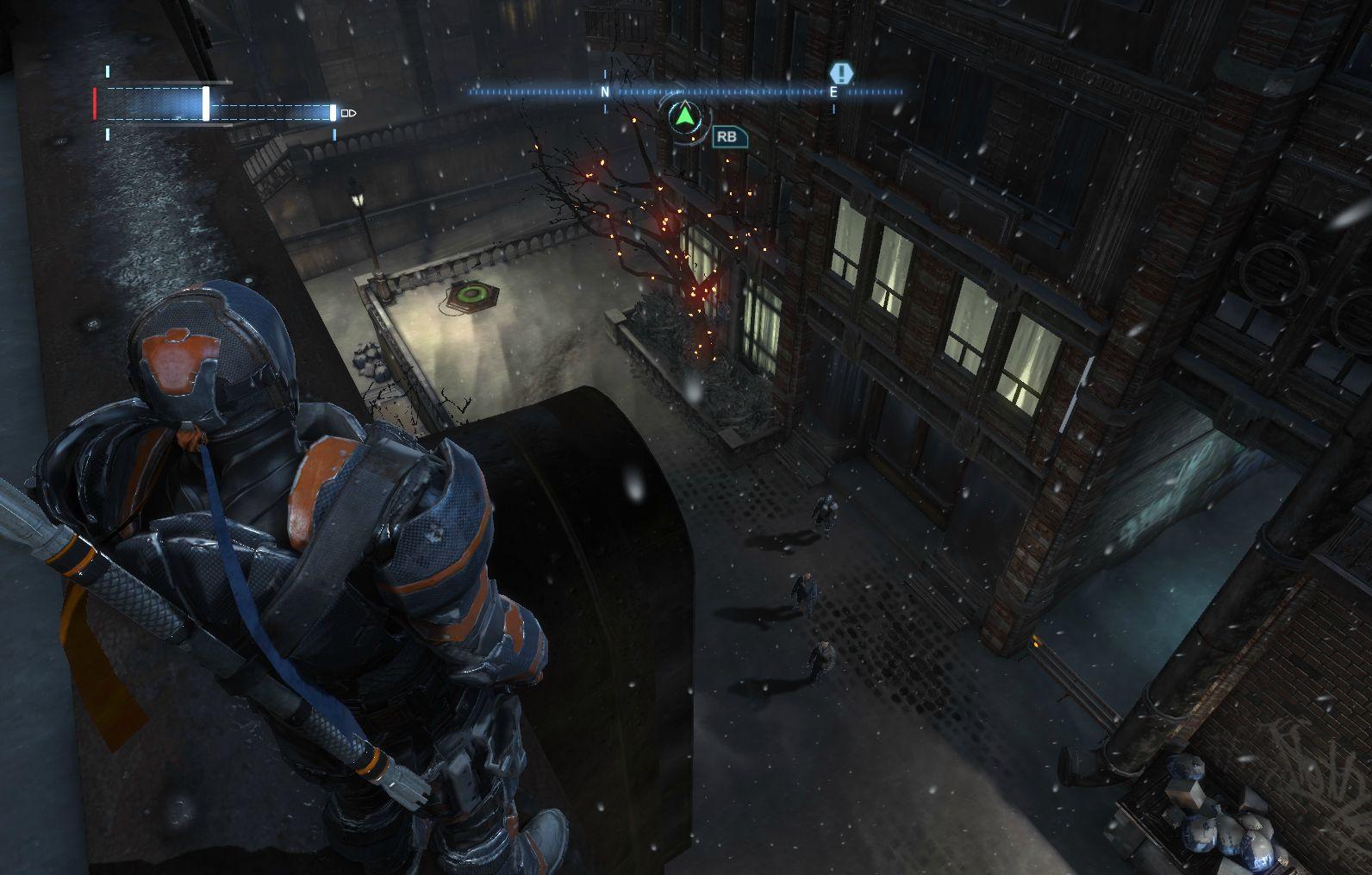 Batman arkham city mod cartoon picture