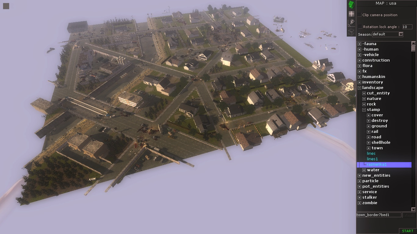 Los Angeles Image The Last Of Us MAPS Mod For Men Of War Mod DB - The last of us map