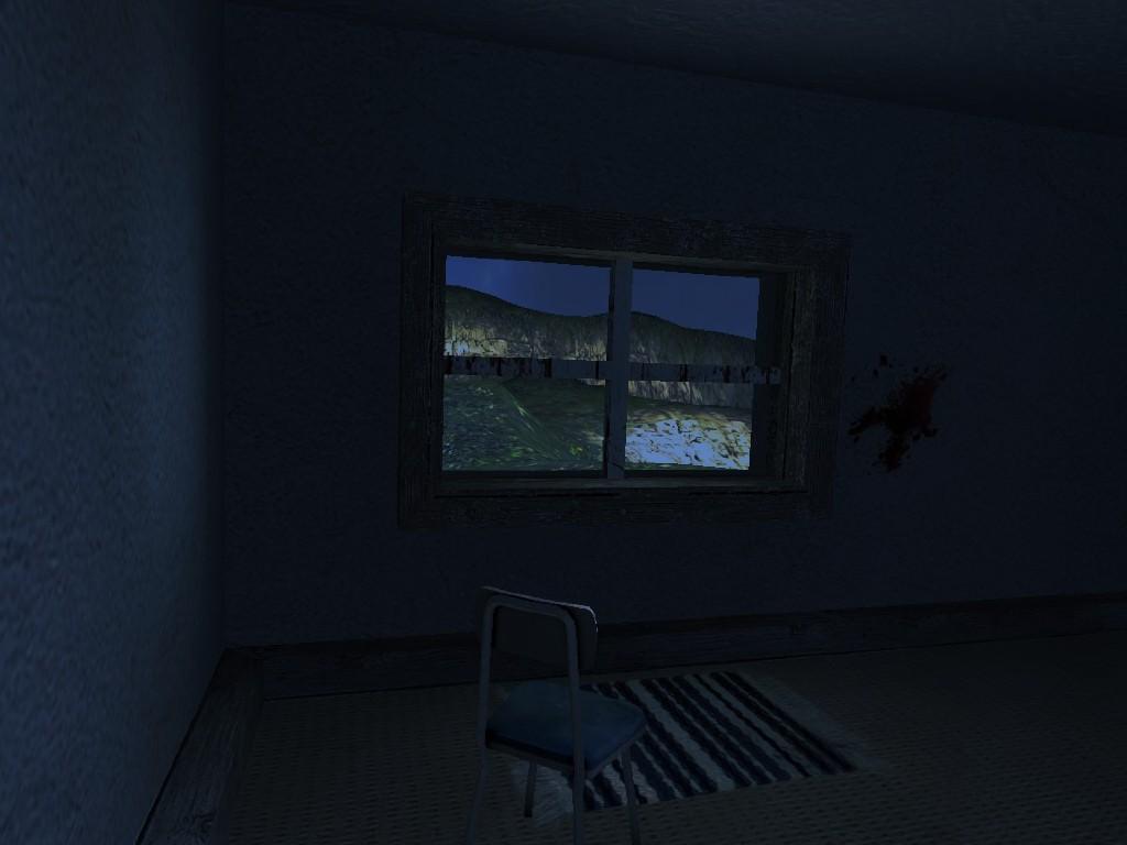 Night time room image - Autophobia. mod for Half-Life 2