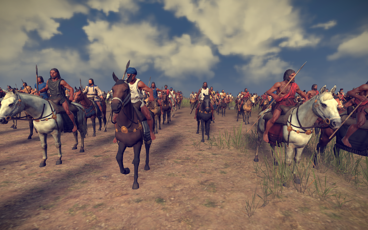 New Roman Units image - Constantine: Rise of Christianity mod for ...