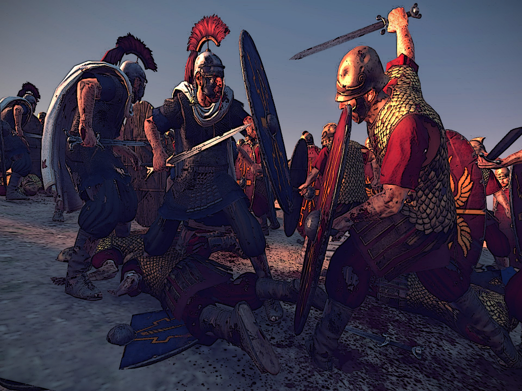 Constantine: Rise of Christianity mod for Total War: Rome II - Mod DB