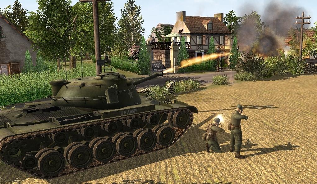 скачать игру Men Of War Cold War через торрент - фото 11