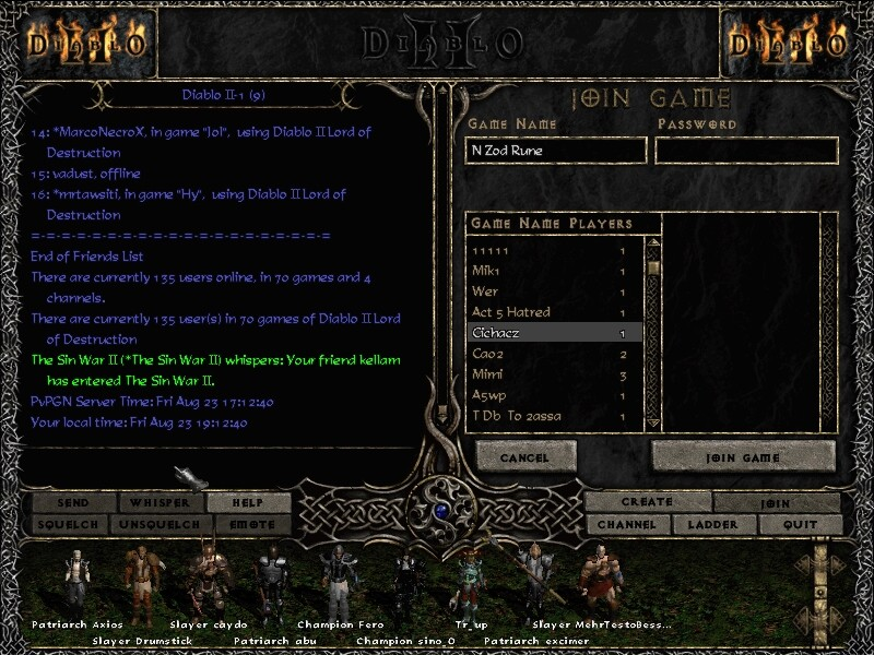 Установочник Diablo 2