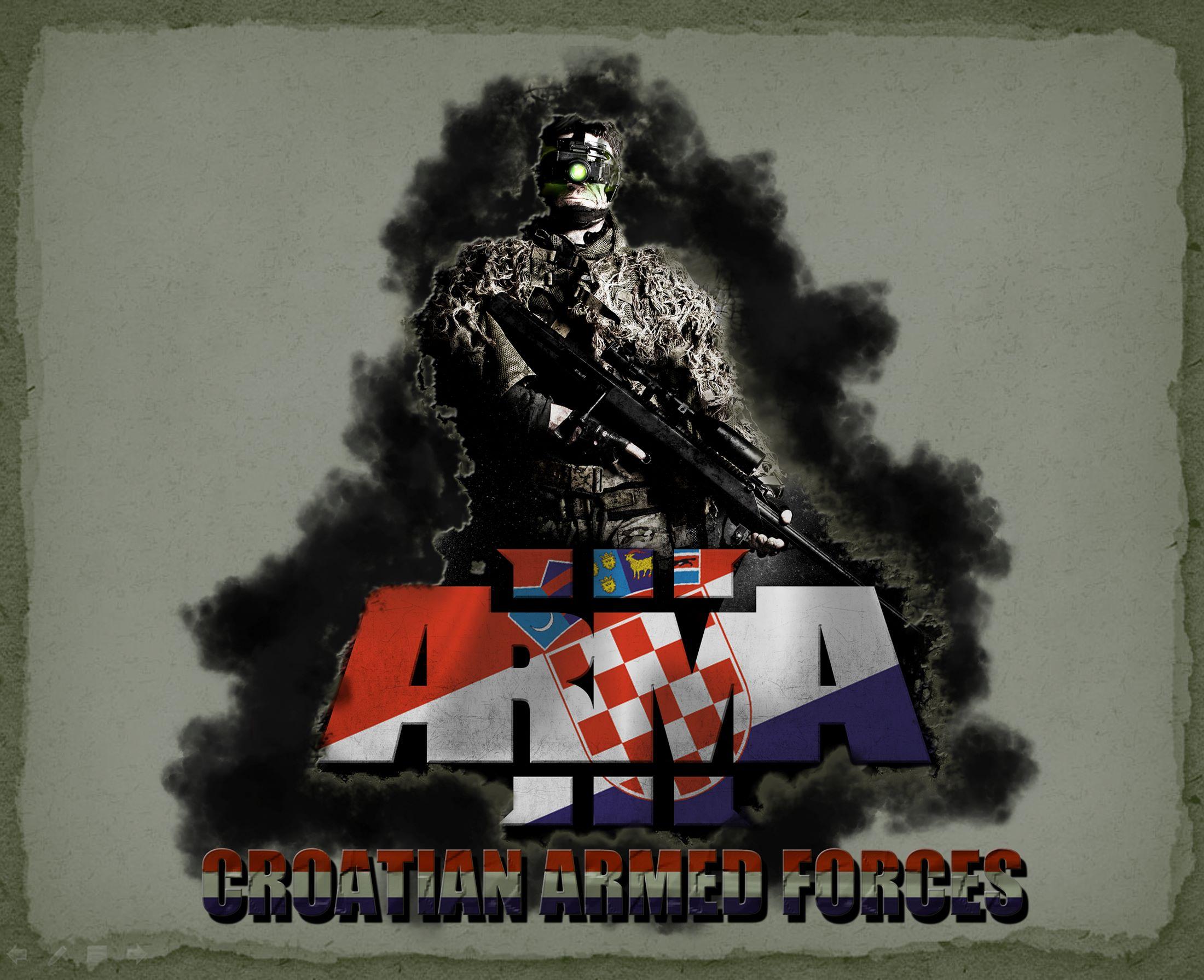 Croatian Armed Forces mod for ARMA 3 - Mod DB