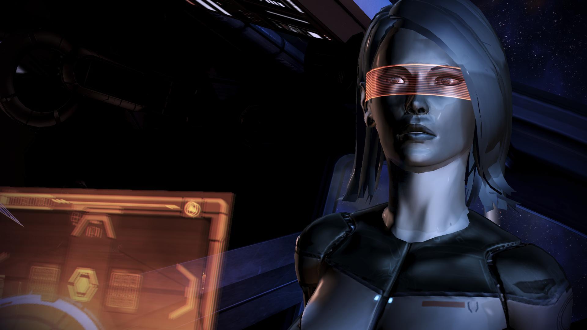 Mass Effect Lesbian Mod 104