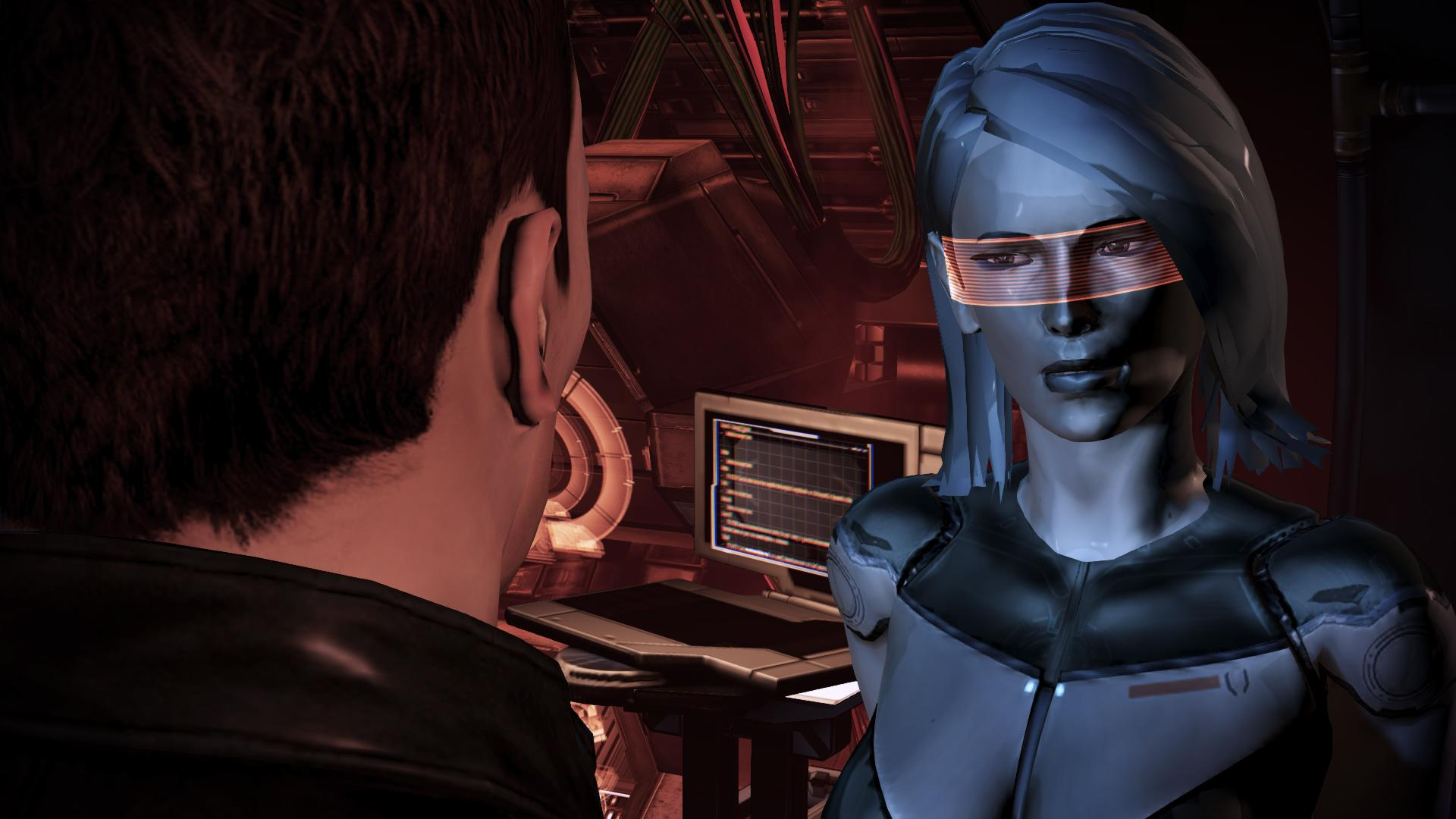 Edi Mass Effect edi head modnear completion image - mod db