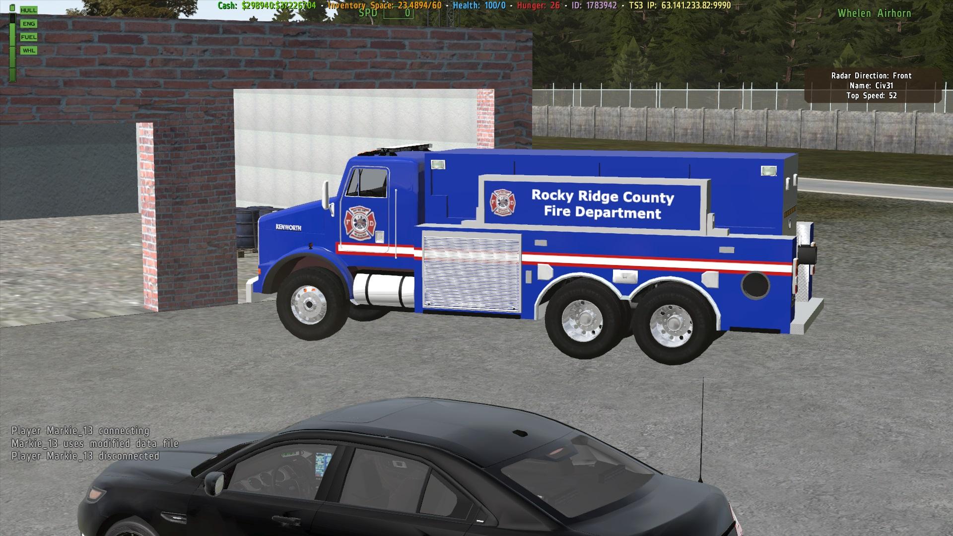 Development image - Rocky Ridge County RPG mod for ARMA 2